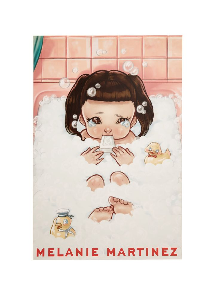 Melanie Martinez Soap Poster | Hot Topic