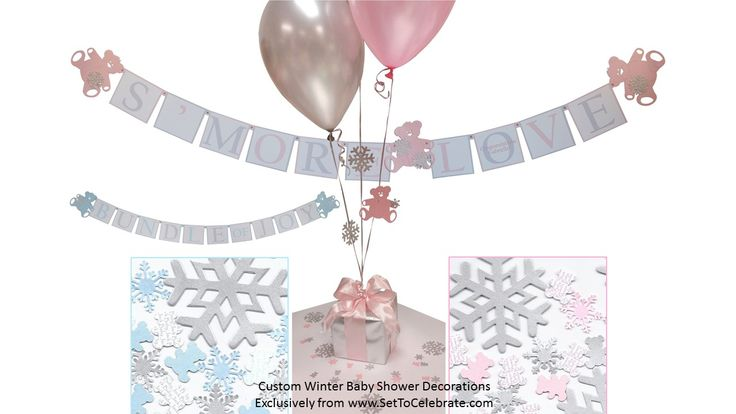 Christmas Ornaments For Baby Shower Favors : Best images about christmas winter baby shower ideas