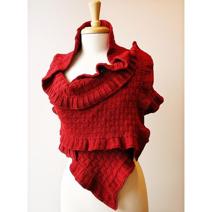 Oversized Merino Wool Scarf - Missing The Tide by VIDA VIDA UCnxjbg