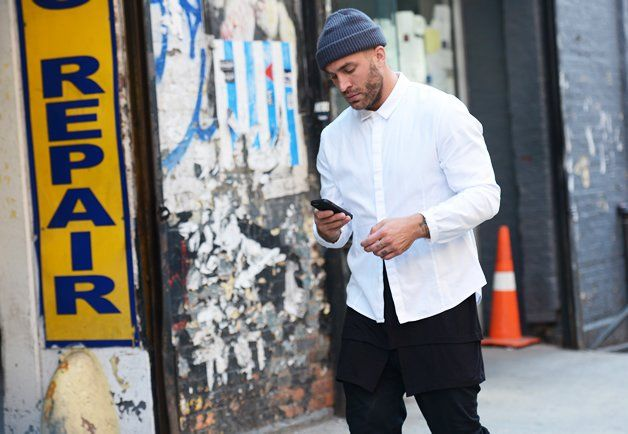 Tommy Ton's Street Style: New York Fashion Week | GQ