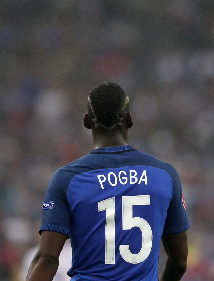› PAUL POGBA › FRANCE NT › HQ › EURO 2016