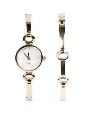 Watch-Bracelet Set | R499, Woolworths | Mother's Day