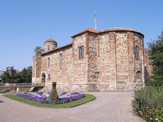 Colchester Castle, Essex, UK