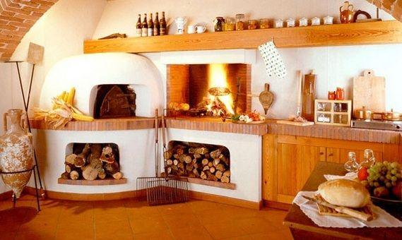 L'odore del pane appena sfornato. Una pizza fumante e stuzzicante. Il piacere di riscoprire il gusto della cottura con forno a legna, a casa propria.