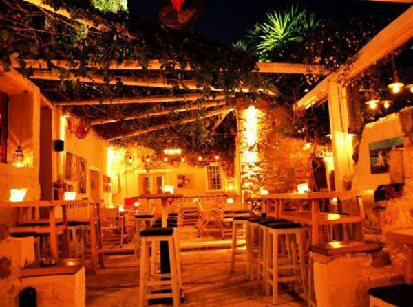 Sinagogi Bar, Chania