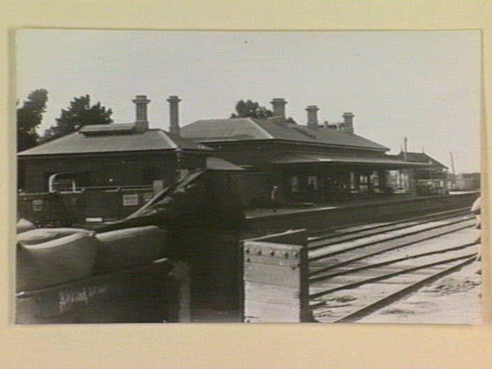 St Arnaud Railway Station, Victoria