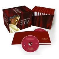 Andrea Bocelli - 'Andrea Bocelli - The Opera Collection (18Cd) - Andrea Bocelli'