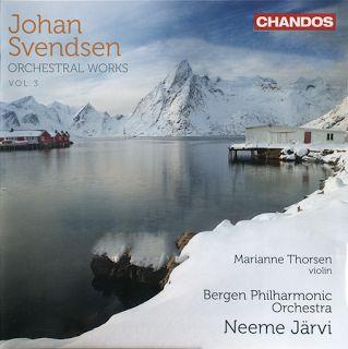 Den Klassiske cd-bloggen: Orkesterromantikk