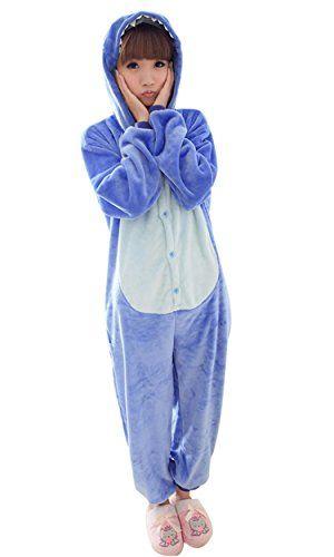 pyjama herren einteiler langarm Stich Schlafanzug Jumpsuits Nachtwasche Onesie,XL - http://on-line-kaufen.de/ilovesia/xl-hohe-178-188cm-ilovesia-unisex-erwachsene-tier