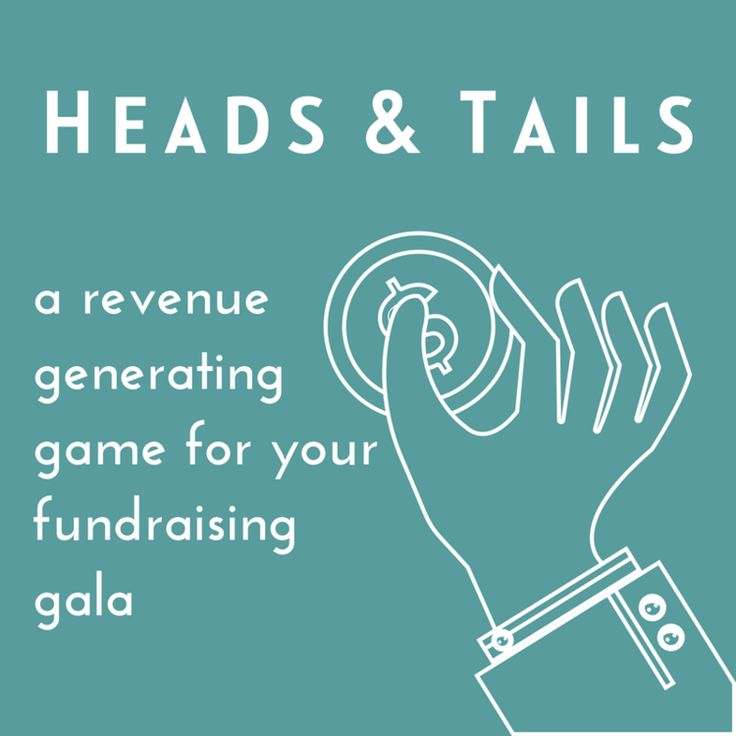 Play Heads & Tails to engage guests and raise more money at your fundraising auction | Fundraising Event Auctioneer Sarah Knox
