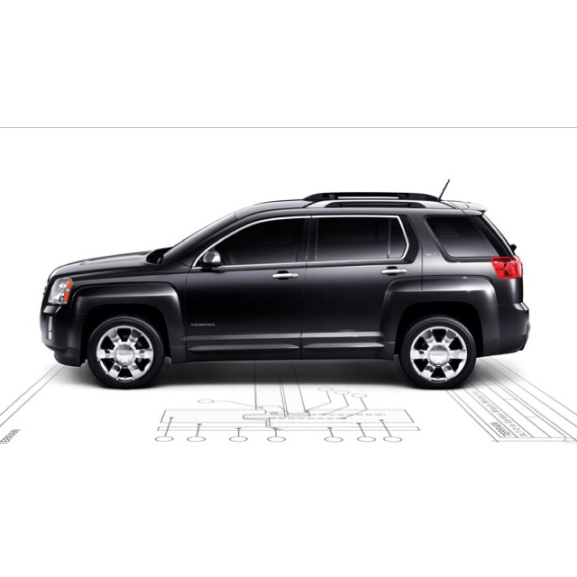 Buick Suv Small: 61 Best Images About The Car I HAVE!!.... GMC Terrain! On