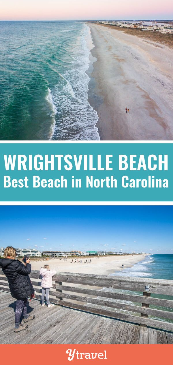 Wrightsville Beach Christmas Vacation Package Special 2020 Why You Should Visit Wrightsville Beach, NC (the best in NC) in