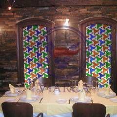 Cave à vin de style de style eclectique par Viarca