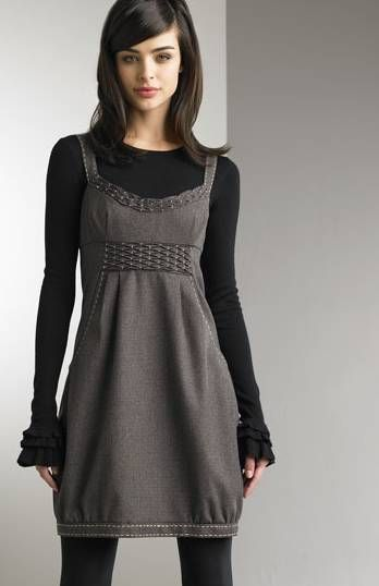 Adorable fall/winter dress