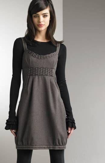 Adorable fall/winter dress