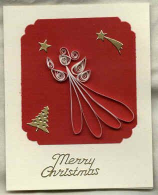 Image detail for -Quilled Christmas Cards