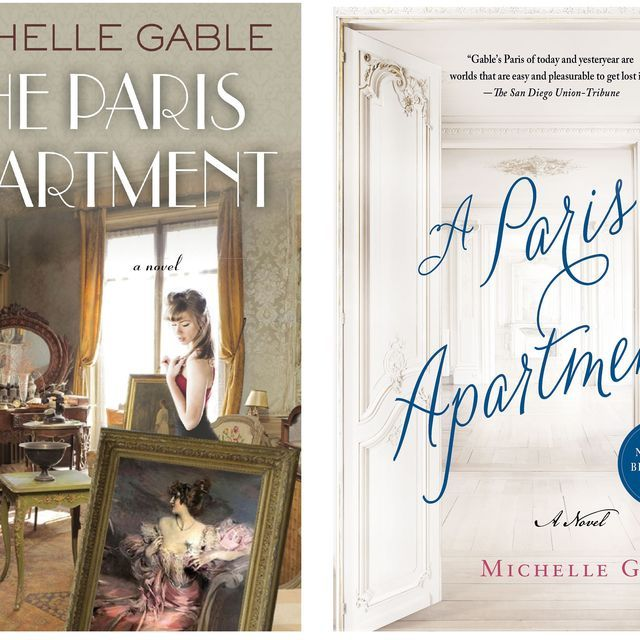 Michelle Gable, whose A Paris Apartment recently came out in paperback, shares with us the ups and downs of an author seeing her book covers, U.S. and foreign, for the first time.