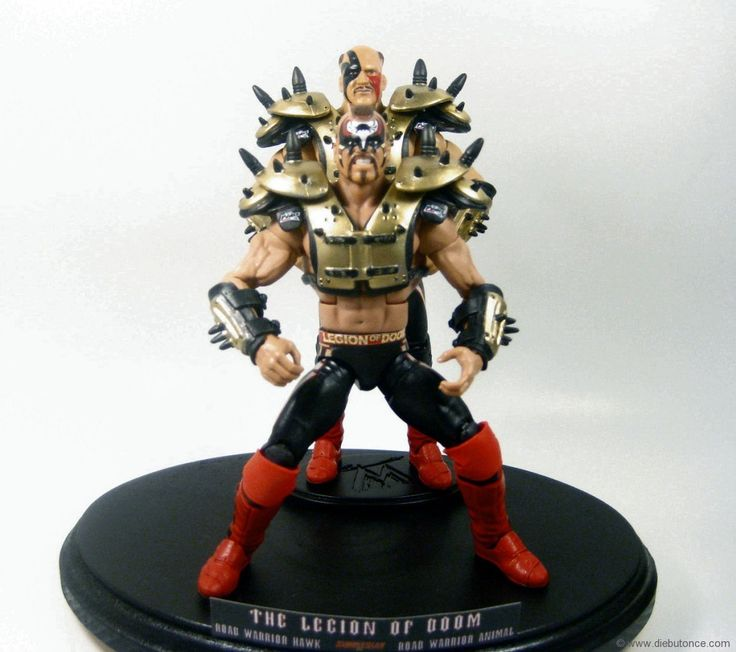Ken Shamrock Character: 17 Best Images About Legion Of Doom The Road Warriors On