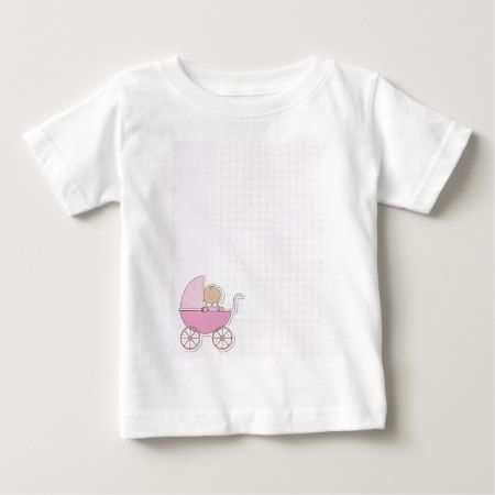 It's a Girl Baby T-Shirt - tap to personalize and get yours