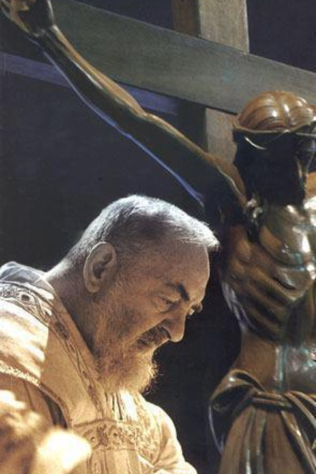 St Pio... my favorite!