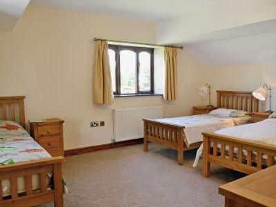 Triple bedroom | Flaxmans - The Stable, Parkham, nr. Bideford