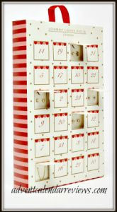 Johnny Loves Rosie Advent Calendar - Jewellery Advent Calendar or Jewelry