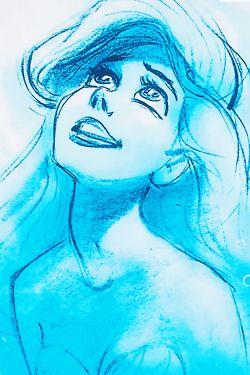 Love the little mermaid