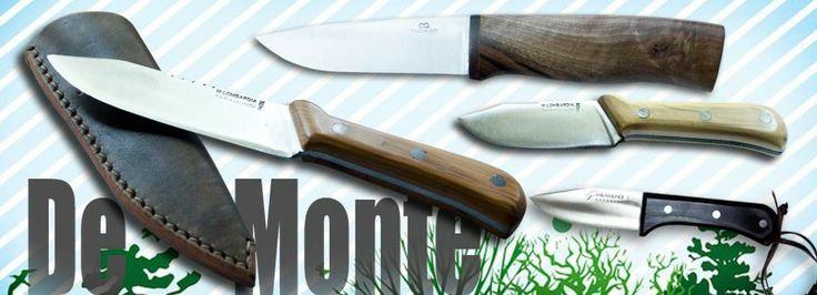Cuchillos de Caza Artesanales. Taramundi Cuchillos / Artesanía de Asturias