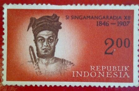 Sisingamangaraja IX,1846-1907   Indonesian Heroes