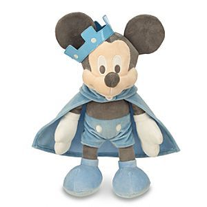 Disney Prince Mickey Mouse Plush for Baby - Small - 12'' | Disney Store