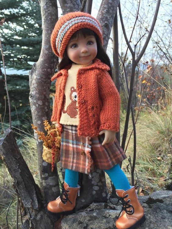 268 besten Make dolls Bilder auf Pinterest | Häkelpuppen, Häkeln und ...