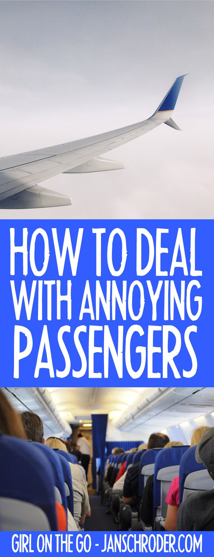 Everything you need to know when it comes to dealing with that especially annoying passenger on your flight. ***************************************** Travel tips and tricks | Flying tips | Travel tips | Travel tips international