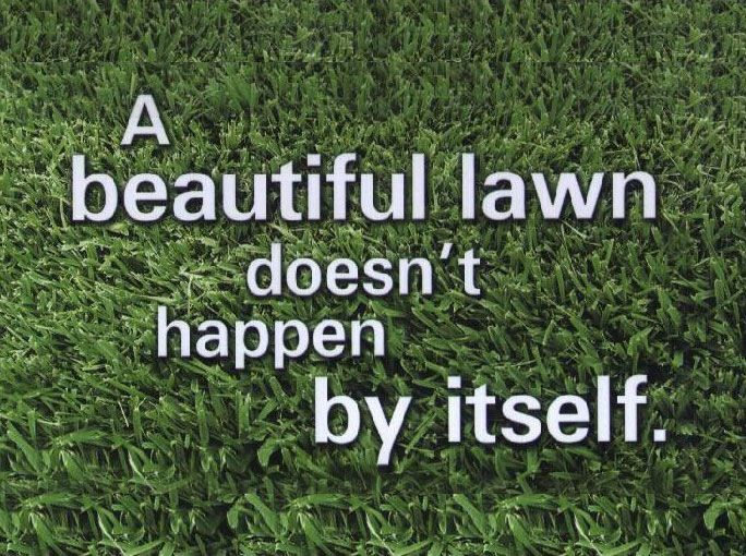 Image gallery landscaping slogans for Lawn treatment companies