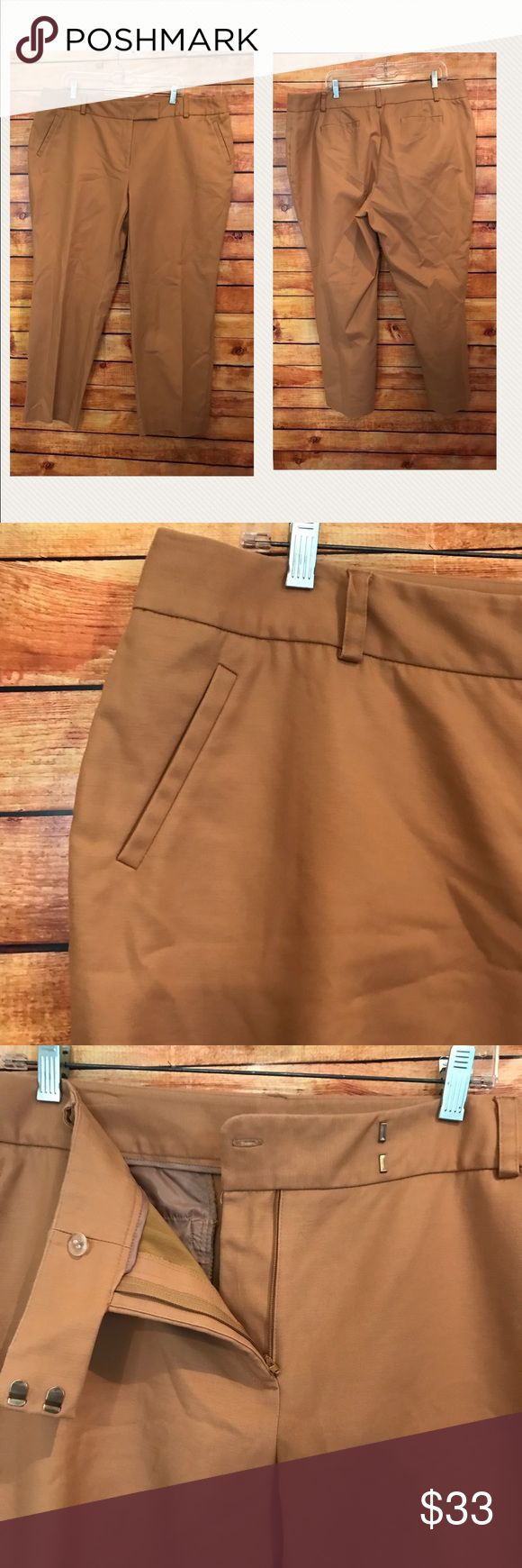Charter Club Plus Size Khaki Pants, Size 20 In great condition! Charter Club Pants