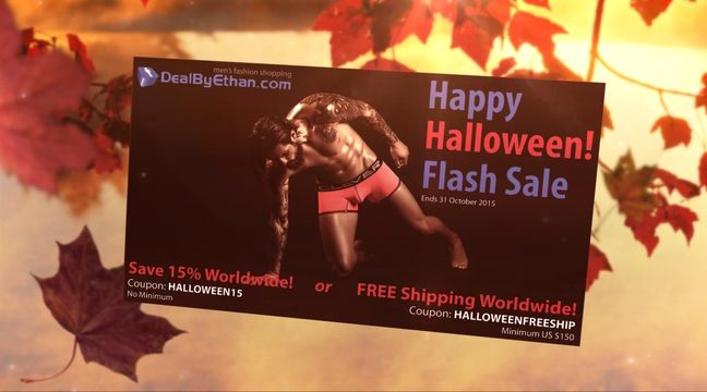 Halloween Sexy Men's Fashion Sale http://www.DealByEthan.com