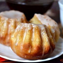 Дрожжевые булочки - пошаговый рецепт приготовления с фото