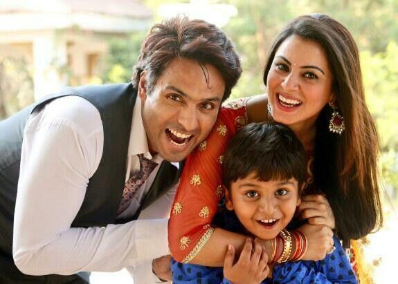 tumhari pakhi anshuman MIK iqbal khan shraddha arya family love actor watch out life ok india