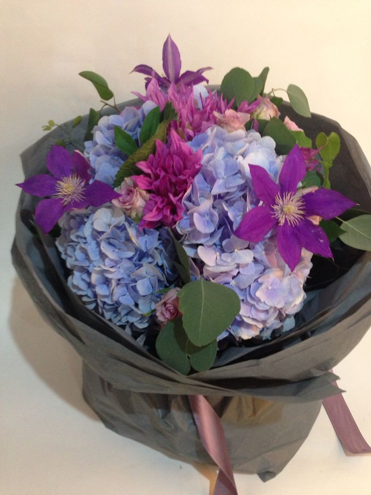 garden bouquet - large scale