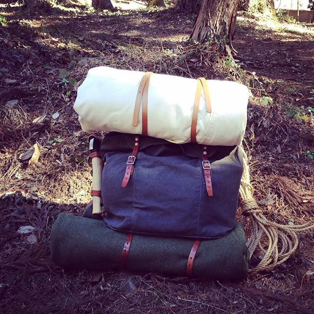 【kai.taku】さんのInstagramをピンしています。 《#camp #camping #outdoor #bushcraft #キャンプ #キャンピング #アウトドア #ブッシュクラフト  #バックパック #装備 #forest #森》