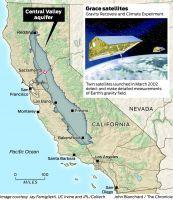 California drought a 'train wreck' for Central Valley farms