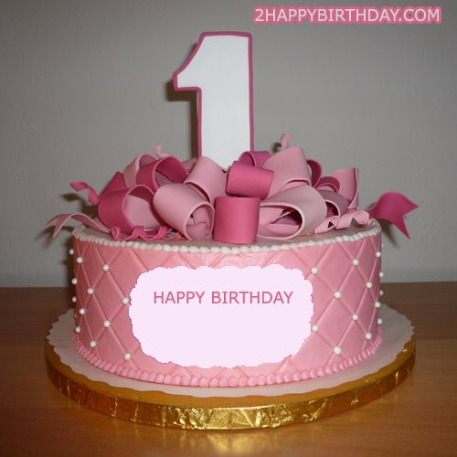 16 Best Write Name On Happy Birthday Cakes Images On