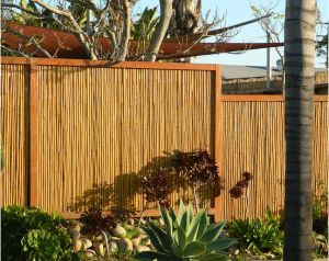 51 Best Images About Bamboo Fencing On Pinterest