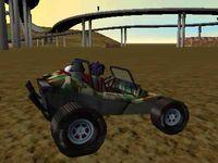 Image result for dune buggy gorillaz game