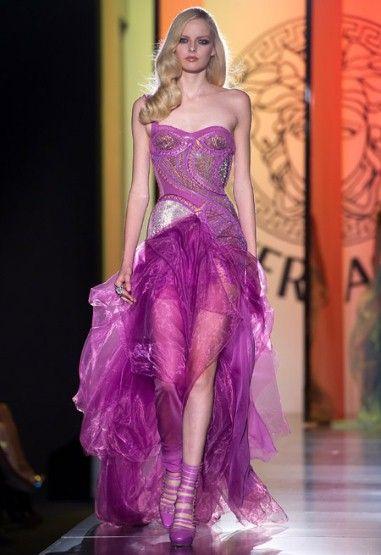 Versace Atelier autumn/winter 2012
