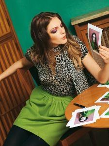 burda style: Damen - Röcke - Tulpenröcke - Mini-Tulpenrock - Eingrifftaschen - eingereihte Front