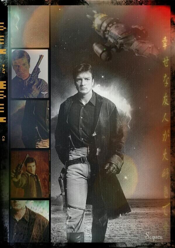 Nathan Fillion - Firefly