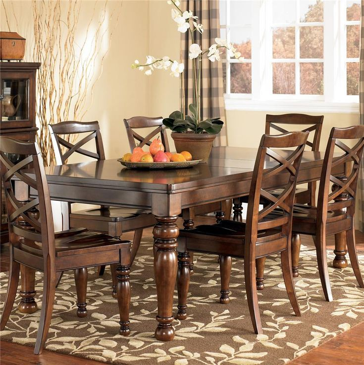 Dinning Table Logan New As Is New Or Slightly Damaged Furnitures Furniture Dining Room Table Ashley Furniture Dining Room Ashley Furniture Dining