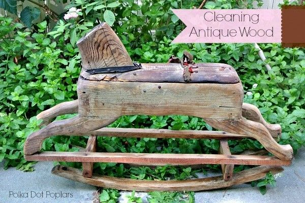 Cleaning Old Wood Furniture S Diy Home Decor Pinterest