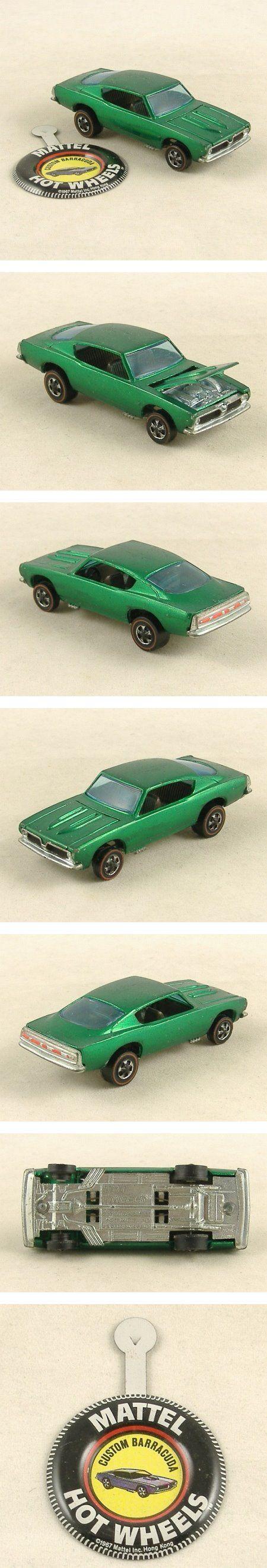 Hot wheels blackwall spider man web spider car hk superb ebay - Hot Wheels Redline Custom Barracuda