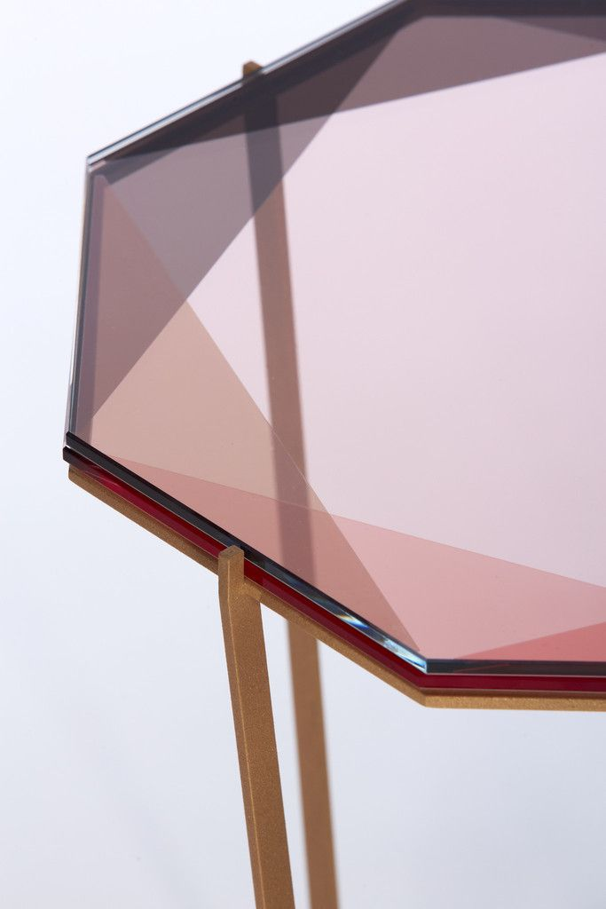 Debra Folz design, GEM COFFEE TABLE [SMALL]